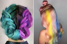 21 Colores atrevidos que te inspirarán a teñirte el cabello en 2016