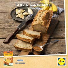 #Recept voor stevige boeren-bananencake met kaneel #Lidl