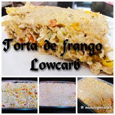 @Regrann from @michellegherardi -  Receita de Torta de Frango Lowcarb  Para a massa bater no liquidificador 2 ovos 1 1/2 xic de aveia 1 colher de chá de fermento e 200 ml de leite desnatado. O recheio eu fiz refogando 500 gr de frango desfiado com cebola alho salsinha tomate milho e 1 pote de iogurte desnatado.  Vc pode usar qualquer outro recheio para essa torta! Pré aqueça o forno e unte uma refratária. Coloque metade da massa o recheio e o restante da massa e leve ao forno a que graus…