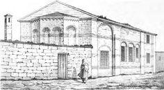 Toklu Dede Mescidi Byzantine, Mosque, Istanbul, Louvre, Building, Travel, Outdoor, Outdoors, Viajes