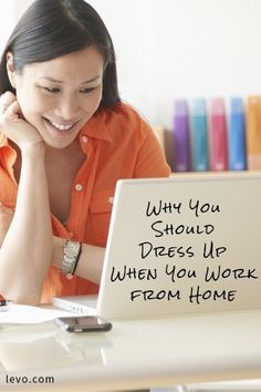 It can be hard to stay motivated when you work from home, but making sure you feel good on the outside can help. time management work from home time management