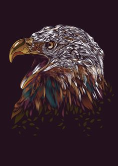 WILD ILLUSTRATIONS by Dan Elijah Fajardo, via Behance