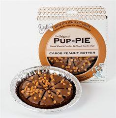 Peanut Butter Pup Pie