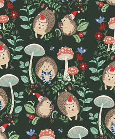 Look at this Holiday Hedgehog Jumbo Wrapping Paper Roll - Set of Three on #zulily today!
