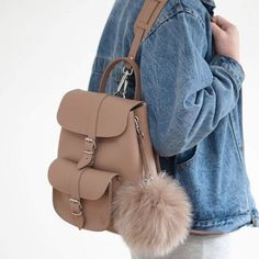 mocha grafea backpack- How to style grafea backpacks – Just Trendy Girls