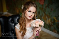 Bride by annavanyushkina