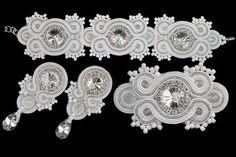 ARTEMIA CRYSTAL WHITE   Biżuteria ślubna