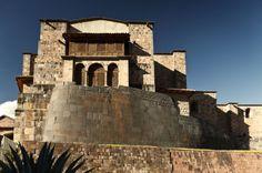 Qorikancha and Church of Santo Domingo - Cusco