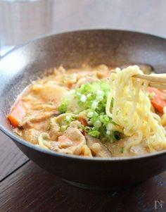 ピリ辛豆乳スープ by 笠原知子 | レシピサイト「Nadia | ナディア」プロの料理を無料で検索