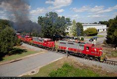 RailPictures.Net Photo: GNRR 316 Georgia Northeastern EMD GP20 at Marietta, Georgia by Brad Kindschy