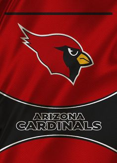 Arizona Cardinals Uniform Print By Joe Hamilton