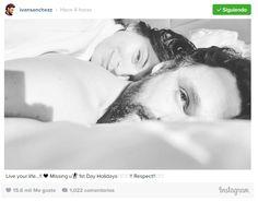 Ana Brenda Contreras e Iván Sánchez presumen su romance en redes sociales por primera vez