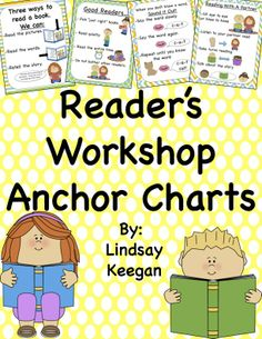 Reader's Workshop Anchor Charts