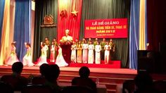 Đảng đã cho ta mùa xuân - Đội văn nghệ Học viện CSND Ho Chi Minh City, Hanoi, Vietnam, Movie, Film Movie, Films, Film, Movies