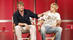 EXCLUSIVE: Aaron Carter Slams Brother Nick's Offer for Help After Arrest: 'Why Wouldn't He Call Me?' Nick Carter, Backstreet Boys, Spice Girls, Carter Family, Slammed, Movie Trailers, Call Me, Brother, Hollywood