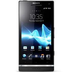 Sony Xperia S - 5 stars. Sonys första smartphone och NXT-seriens mest kraftfulla mobil.