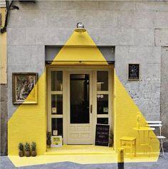 Ideias, fotos e dicas de decoração com amarelo