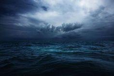 Ramin Hossaini - dark sea on Flickr