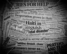 Haiti Earthquake 2010 headline collage