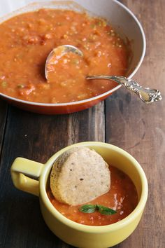 Southern Tomato Grave Recipe from Dottie's Biscuit Barn | Vintage Mixer