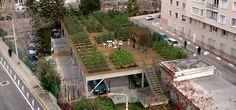 vol-terre - Des jardins au coeur des villes