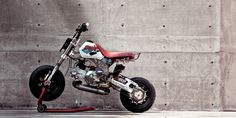 車誌|惡猴現身。超緊繃HONDA MONKEY Honda Motorcycles, Custom Motorcycles, Custom Bikes, Cars And Motorcycles, Honda Monkey, Honda Dax, Pocket Bike, Minibike, Motor Scooters