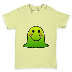 Green Emoji Blob ...  http://twistedenvy.com/products/green-emoji-blob-monster-baby-toddler-t-shirt?utm_campaign=social_autopilot&utm_source=pin&utm_medium=pin   All artwork on Twisted Envy is created by artists from around the world.     #Twistedenvy