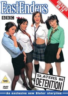 EastEnders: Slaters in Detention