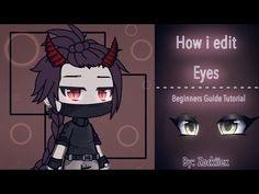 how I edit eyes -nice eye Cute Anime Character, Character Outfits, Kawaii Drawings, Cute Drawings, Hijab Sport, Boca Anime, Bad Girl Outfits, How To Shade, Anime Couples Drawings