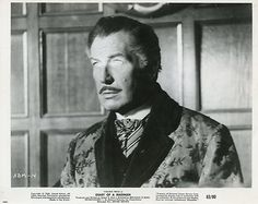 VINCENT PRICE DIARY OF A MADMAN 1963