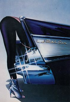 """""""CLEAN '57"""" BY ALAN DANIELS (1981)"""