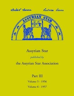 Assyrian Star - Part III: 1956 - 1957 – www.wawallap.eu