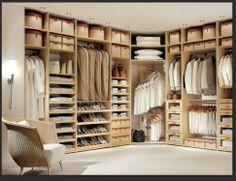 Nice closet boring wardrobe