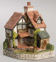 Gardener's Cottage - Collectors Guild, David Winter 1995