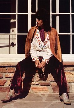 Keith...Great look...love the pants and boots