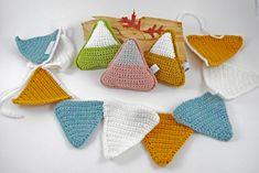 Autumn crochet baby gifts