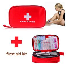 51-Piece First Aid and Survival Combo Kit ($79.99 Retail Price) Our Price is $23.00 Only at nomorerack.com #deals