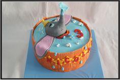 Dumbo Cake. Tarta Dumbo  Cooking Art La Muela