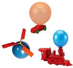 balloon car,train & helicopter toys by sleepyheads | notonthehighstreet.com