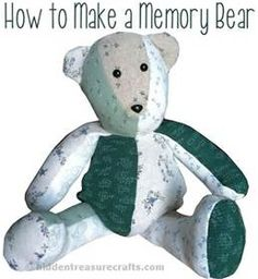 Poem That Went With The Memory Bears Memory Bears