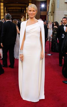 Gwyneth Paltrow at the #Oscars 2012 #Gowns #Dresses