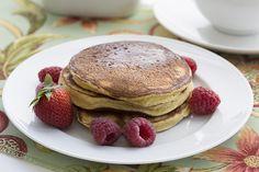 Best Low Carb Coconut Flour Pancake Recipe.