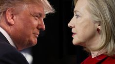 Hillary Clinton and Donald Trump chasing those last hours before election day #MovieTVTechGeeks via @MovieTVTechGeeks