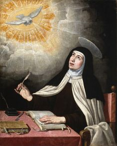 On October 15th we celebrate the feast of one of the greatest of all Spanish saints. The first woman declared a doctor of the Church—St. Teresa of Avila.