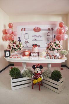 Festa da Loja de Laços da Minnie - Produção: Minha Filha Vai Casar   Foto: Charlotte Valade