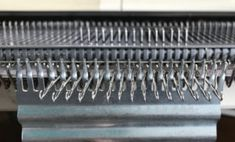 Ribber cast on comb/ open stitch single bed cast on