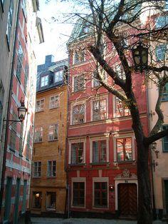 globed:  Stockholm, Sweden source