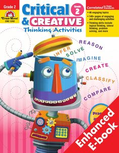 #ClippedOnIssuu from Critical and creative thinking activities grade 2