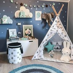 Thank you for all your kind words  We are still in the hospital and it looks like we are going to be here for a while  But the most important thing is that my little baby is getting better  -  #kidsroom #kidsfashion #kidsdecor #kidsinspo #kidsstyle #kidsinterior #barnerom #inspirationforpojkar #inspoforkiddos #barnrumsinspo #barnrum #love #boysroom #kidsdecoration #teepee #panda #gutterom #mittbarnerom #lekerom #playroom #wallsticker #nursery#kinderzimmer #kinderkamer #decorforkids