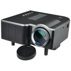 Mini Av LED Digital Projector W/usb, Sd Card Slot & Speaker - Enjoy Custom Viewing with a to Portable Projector, Led Projector, Home Entertainment, Sd Card, Funny Photos, Digital Camera, Remote, Usb, Halloween Fun